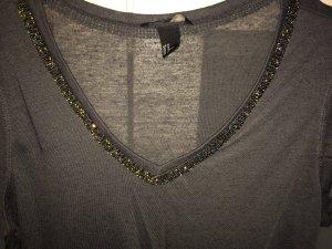 H&M Shirt in grau