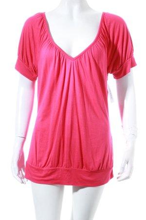 H&M Shirt magenta Casual-Look