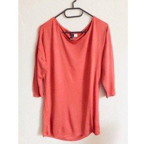 H&M Shirt mit 3/4 Ärmeln