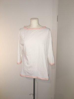 H&M Shirt mit Spitze Gr.XL rosa weiß Babyparty