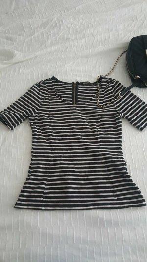 H&M Shirt mit Streifen