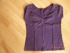 H&M Camicia a tunica multicolore Tessuto misto