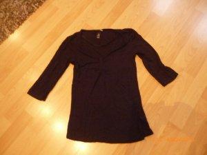 H&M Shirt / Tunika gr M  schwarz,kaum angehabt Top Zustand