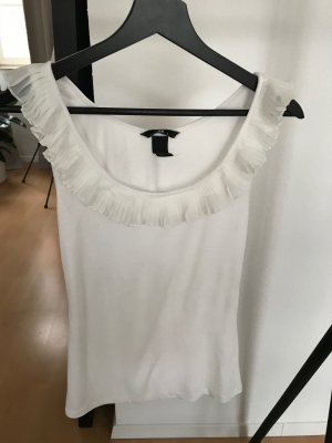 H&M T-shirt wit