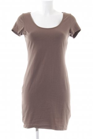H&M Vestido estilo camisa multicolor look casual