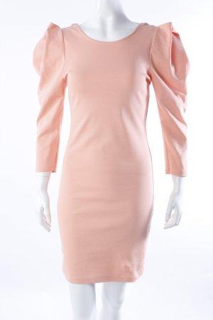 H&M Shirtkleid apricot