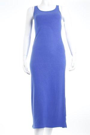 H&M Shirtkleid blau schlichter Stil