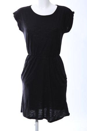 H&M Shirt Dress black casual look