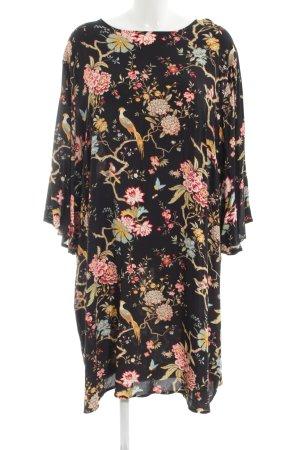 H&M Shirtkleid florales Muster extravaganter Stil