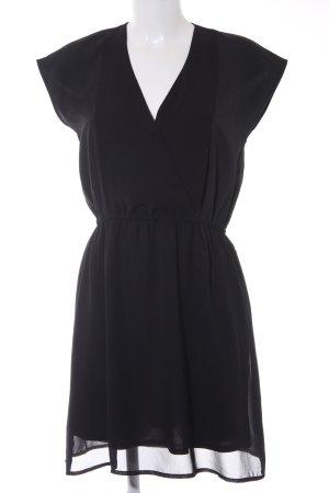 H&M Robe t-shirt noir style d'affaires