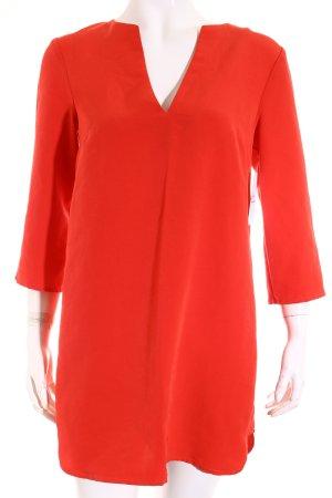 H&M Shirttunika rot Elegant