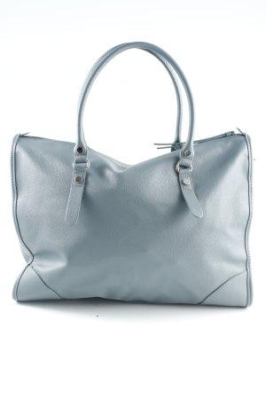 H&M Borsa shopper blu pallido stile casual