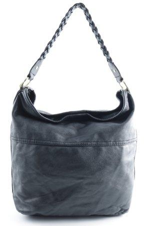H&M Shopper schwarz Casual-Look