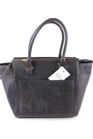 H&M Comprador negro estilo sencillo