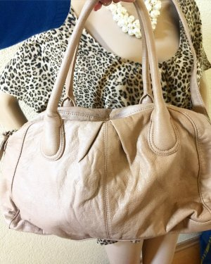 H&M shoppertasche beige neuwertig Handtasche