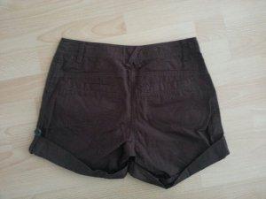 H&M Short braun Hot Pant Gr. 36/S neuwertig