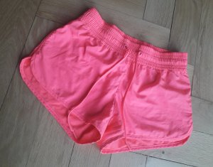 H&M Short in neonpink, Gr. 38
