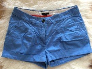 H&M Shorts 36 M neu blau Sommer Kurze Hose