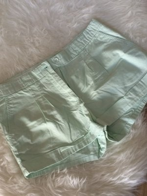 H&M Shorts 38 M neu mint Minze Sommer