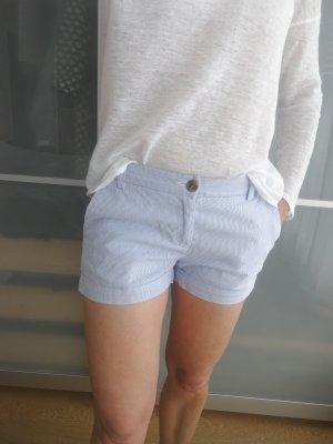 H&M Shorts white-azure