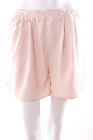 H&M Shorts altrosa seitlich leicht geschlitzt