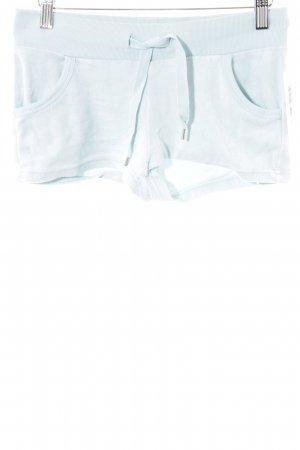 H&M Shorts babyblau Casual-Look
