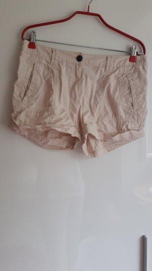 H&M Shorts, beige, Hotpants