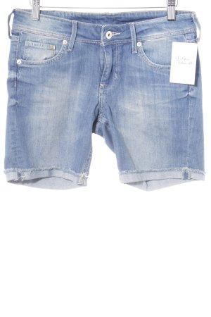 H&M Short bleu style décontracté