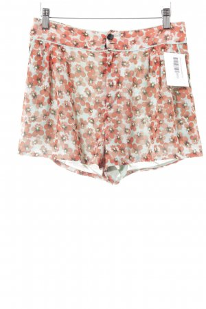 H&M Shorts Blumenmuster Beach-Look