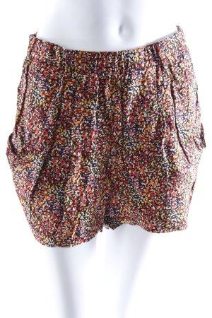 H&M Shorts Blumenprint