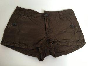 H&M Shorts braun Größe 34