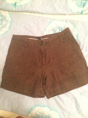 H&M Shorts, braun, Größe 36 ⚠️last sale⚠️