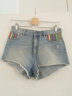 H&M Shorts Coachella bunt
