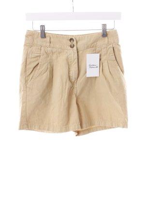 H&M Shorts creme sportlicher Stil