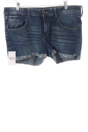 H&M Shorts dunkelblau Casual-Look