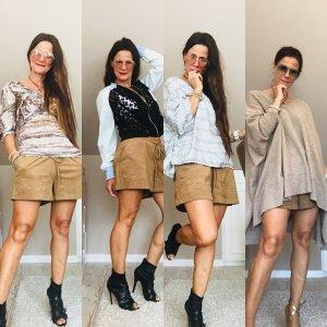 H&M Shorts brown