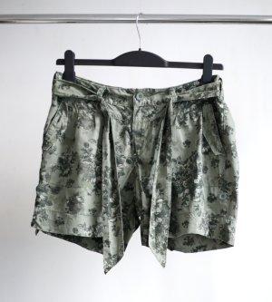 H&M Shorts grüngrau