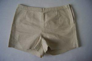 H&M High-Waist-Shorts multicolored cotton
