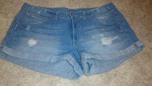 ★ H&M Shorts jeansblau ★