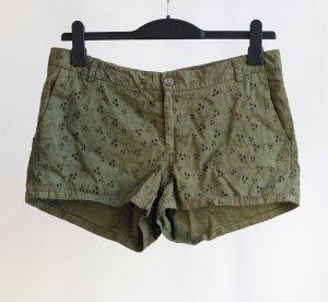 H&M Shorts mit Lochstick