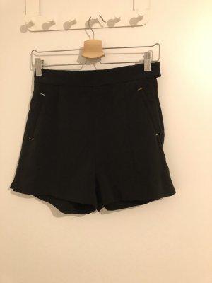 H&M Shorts mit seitlichem Reißverschluss