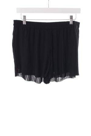 H&M Shorts schwarz