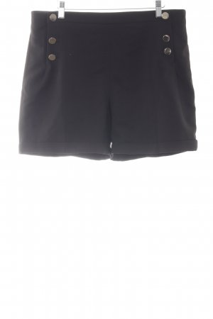 H&M Shorts schwarz Business-Look