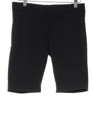 H&M Shorts schwarz Elegant