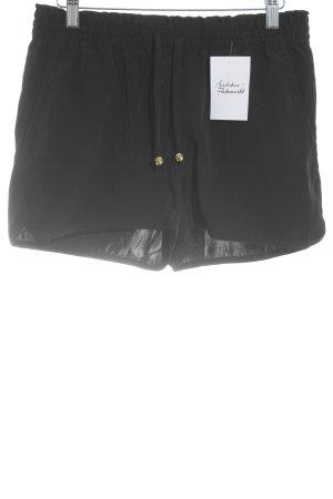 H&M Shorts schwarz klassischer Stil