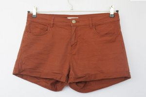 H&M Shorts terracotta orange