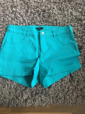 H&M Shorts Türkis Wie neu
