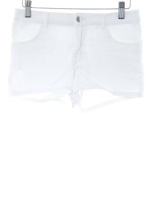 H&M Shorts weiß Beach-Look