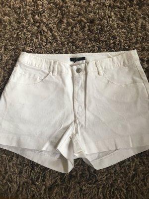 H&M Shorts Weiß wie neu!!