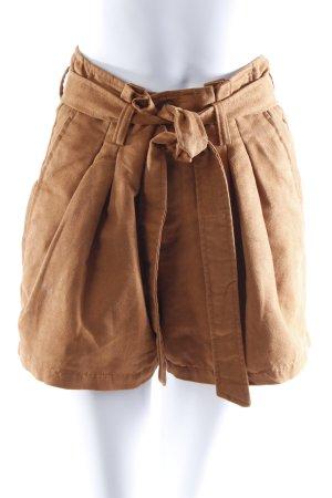 H&M Shorts Wildlederoptik